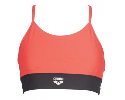Женский топ Arena W GYM BRA TOP CROSS STRAPS 001589-475 L